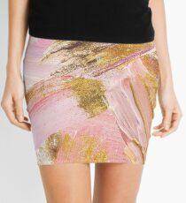 Blush Glitz Mini Skirt