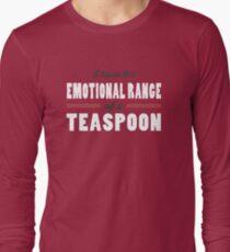 Emotional Range of a Teaspoon T-Shirt