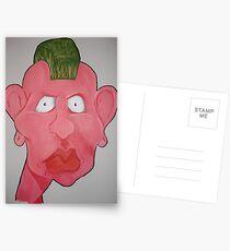 No Idea Postcards