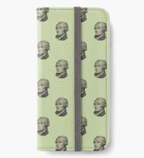 Der Zehndollar-Gründervater ohne Vater iPhone Flip-Case/Hülle/Klebefolie