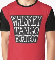 Whiskey Tango Foxtrot Graphic T-Shirt