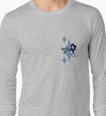Blue Eyed Bettie Long Sleeve T-Shirt