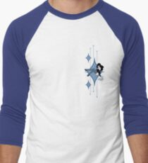 Blue Eyed Bettie Men's Baseball ¾ T-Shirt