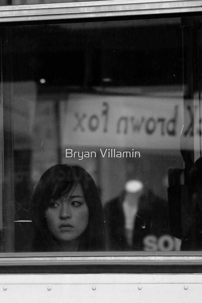 Winter Blues by Bryan Villamin