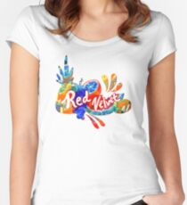 Red Velvet - Red Flavor Women's Fitted Scoop T-Shirt
