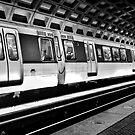 DC Metro by Stephen Burke