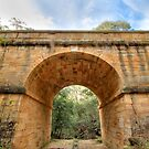 Lennox Bridge - Lapstone, NSW by Darren Post