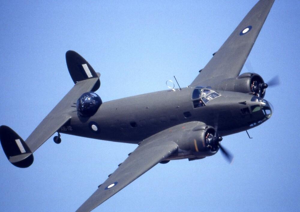 Lockheed Hudson @ Brisbane Airshow, Queensland, Australia 2003 by muz2142