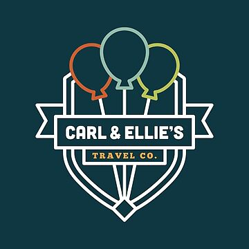 Carl & Ellie's Reiseunternehmen von someimagination