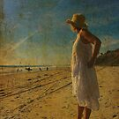 By the Shore by Barbara  Brown