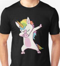 Dabbing Unicorn Shirt T-Shirt