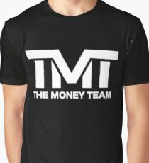 TMT | The Money Team | Black Graphic T-Shirt