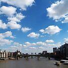 London Bridge by Artway