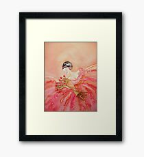 After The Aria 'Lady of the Opera' © Patricia Vannucci 2008 Framed Print