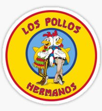 Los Pollos Hermanos Breaking Bad  Sticker