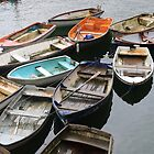 A Bundle of Boats by kalaryder