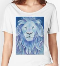 Jewel Lion Women's Relaxed Fit T-Shirt
