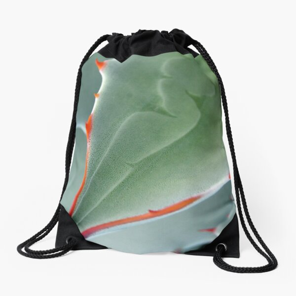 Aerial View Drawstring Bag