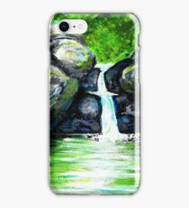 Emerald Immersion iPhone Case/Skin