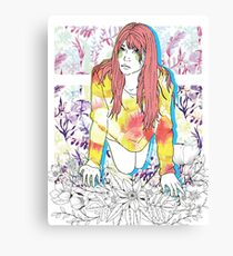 Girl's Diary Collection - Fruit Passion Canvas Print