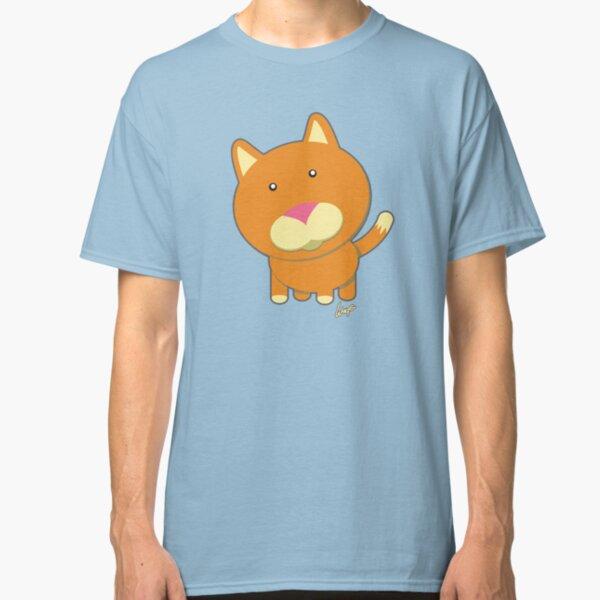 Carrot the Orange Kitty 1 Classic T-Shirt