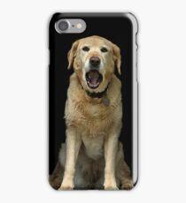 Yawning Dog iPhone Case/Skin