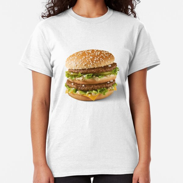 McDonald's Big Mac  Classic T-Shirt