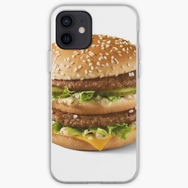 McDonald's Big Mac  iPhone Soft Case