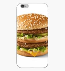 McDonalds großer Mac iPhone-Hülle & Cover