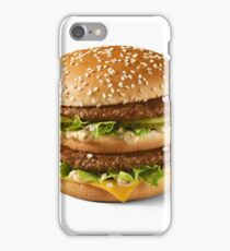 McDonald's Big Mac  iPhone Case/Skin