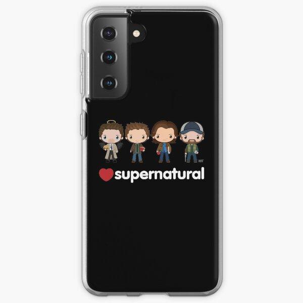 Love Supernatural Samsung Galaxy Soft Case