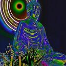 Psychedelic Buddha by Heather Friedman