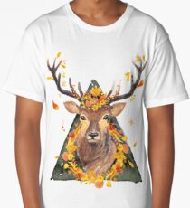 The Spirit of the Forest Long T-Shirt