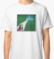 Beaming down Jesus Classic T-Shirt