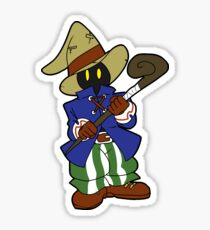 Vivi FF9 Sticker