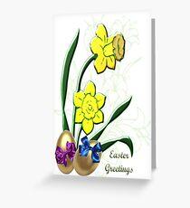 Easter Greetings (3977 Views) Greeting Card