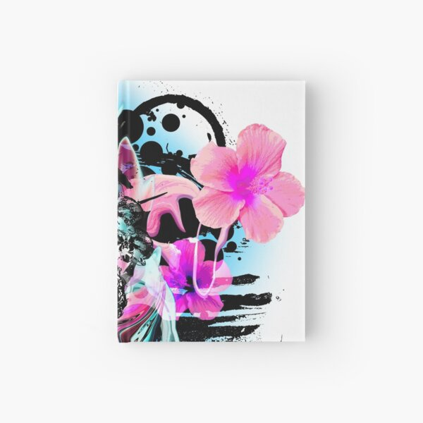 Hibiscus Punch Hardcover Journal