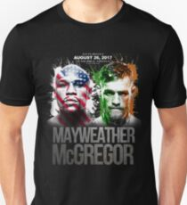Mayweather Vs Mcgregor T-Shirt