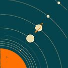 SOLAR SYSTEM by JazzberryBlue
