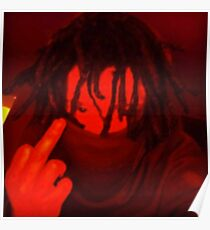 love scars/you hurt me trippie redd Poster