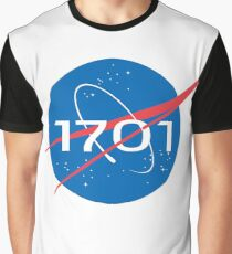 1701 Graphic T-Shirt