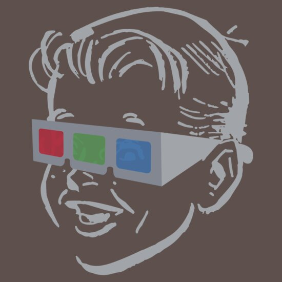 TShirtGifter presents: RGB glasses