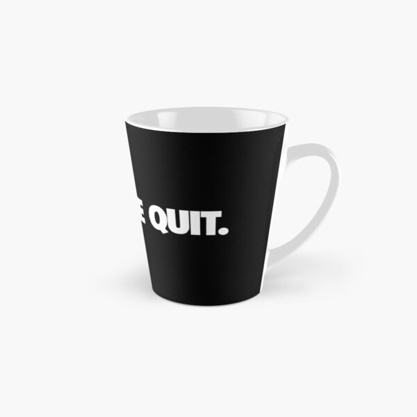 Just Rage Quit Invert Tall Mug