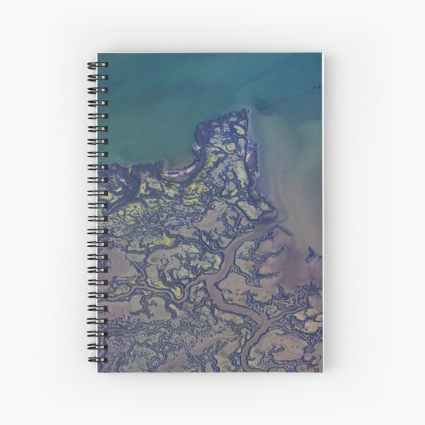 ...this is not Japan Spiral Notebook