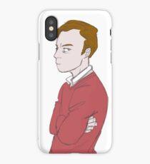 First Days - Mystrade Fanart iPhone Case