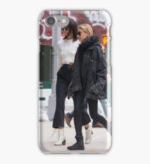 Hailey Baldwin x Kendall Jenner iPhone Case/Skin