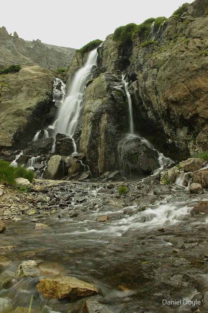 Timberline Falls by Daniel Doyle