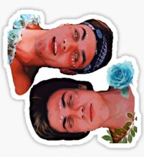 Dolan Twins Drawing Sticker