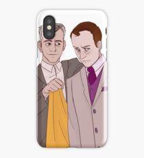 Comfort - Mystrade Fanart iPhone Case
