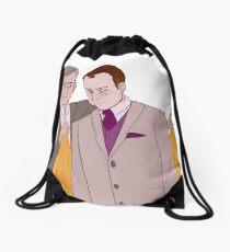 Comfort - Mystrade Fanart Drawstring Bag
